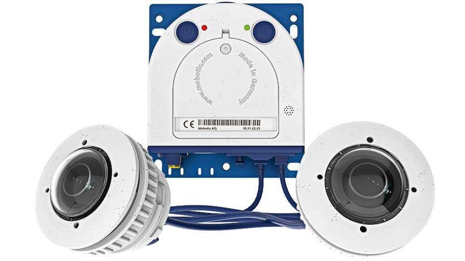 Mobotix 15° 4K IR Cut Day & Night Sensor Module TELE