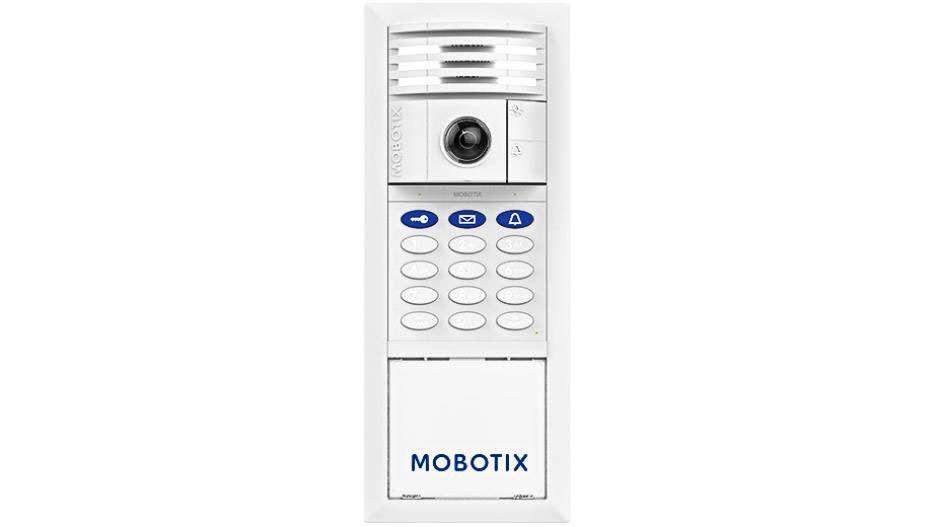 Mobotix BellRFID Bell Button Set F1