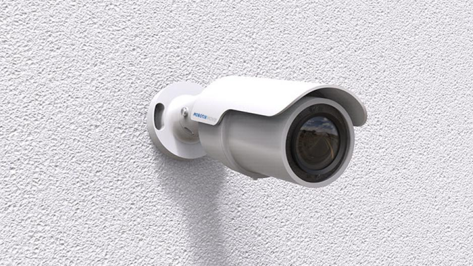 MOBOTIX MOVE BulletCamera BC-2-IR
