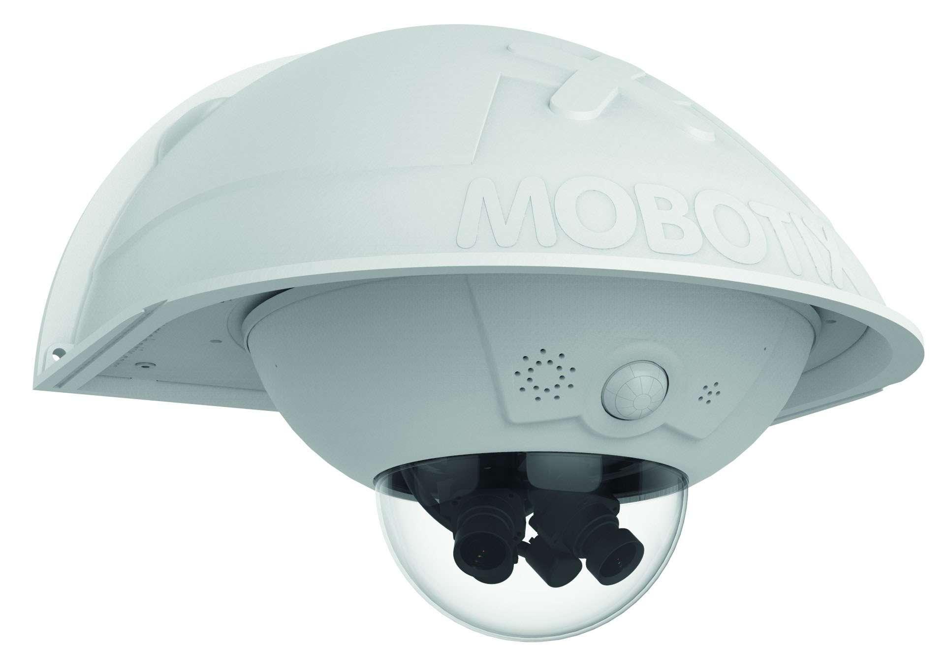 Mobotix D16B Body, For D16B/D15 Sensor Modules (Day/Night)