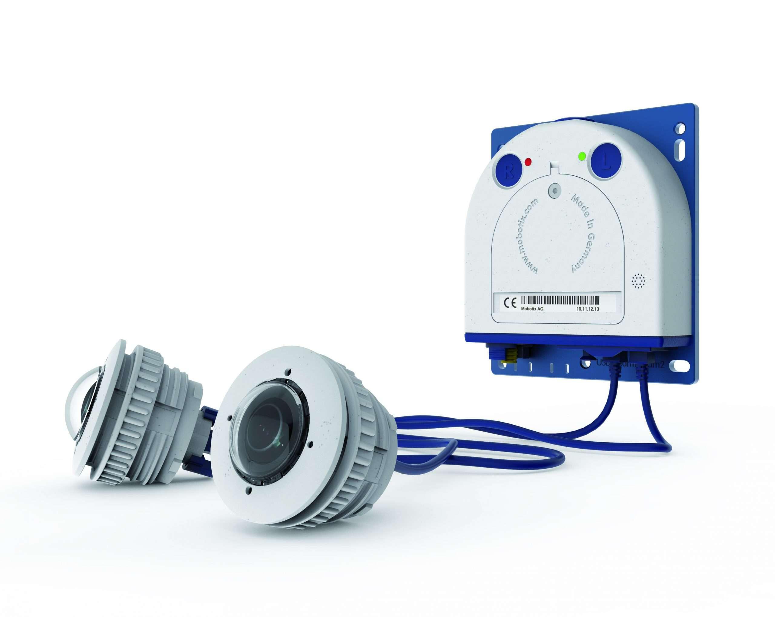 Mobotix S16B Body, For S16B/S15 Sensor Modules (Day/Night/Thermal)