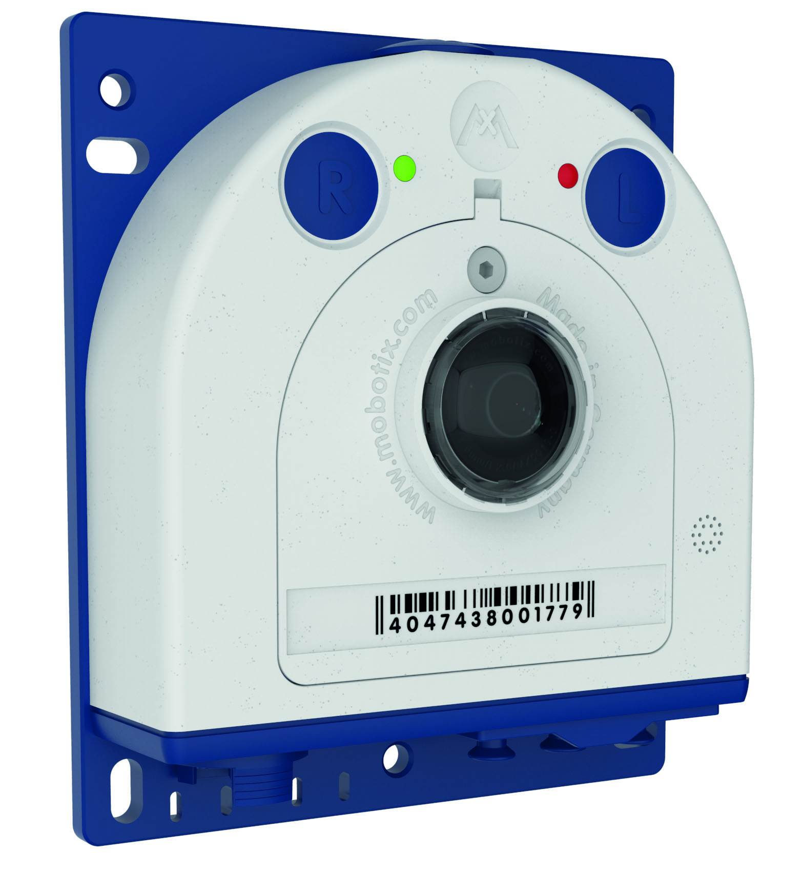 Mobotix S26B Complete Cam 6MP, B016 (Day)