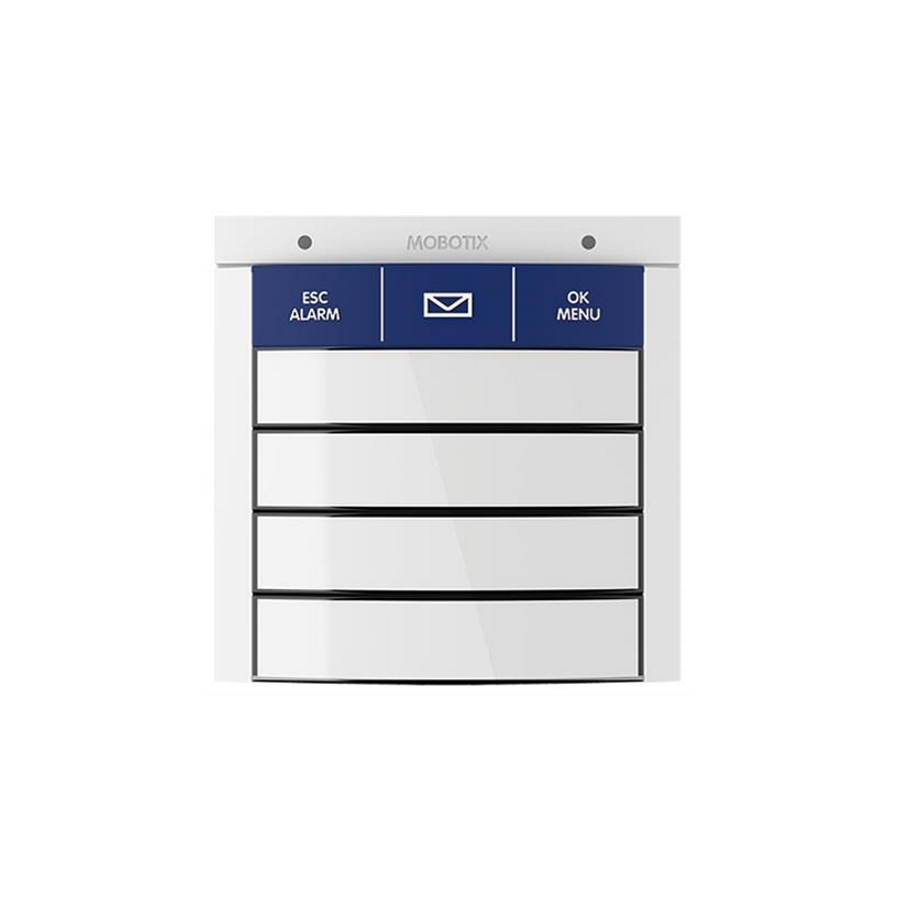 Mobotix BellRFID Bell Button Set F4