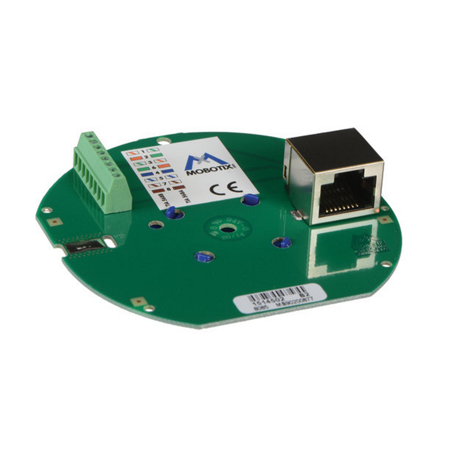 Mobotix Ethernet Terminal Board