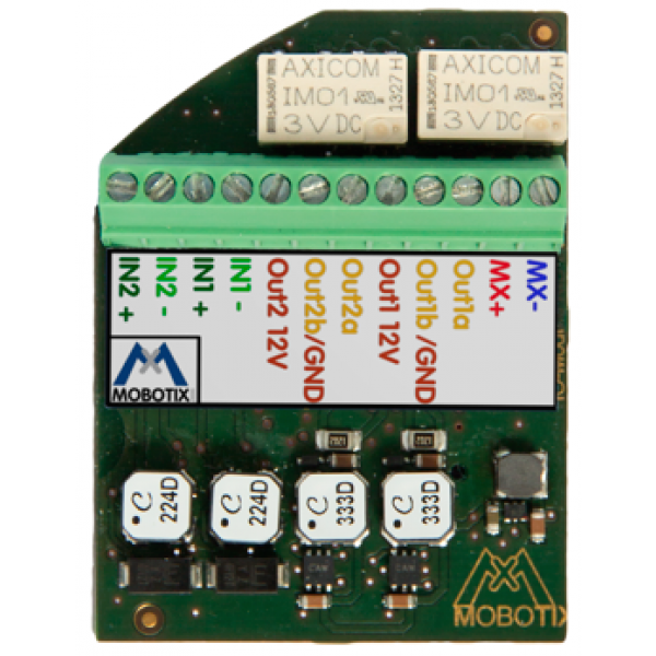 Mobotix Extension Module For All Indoor Cameras x26A/x26B