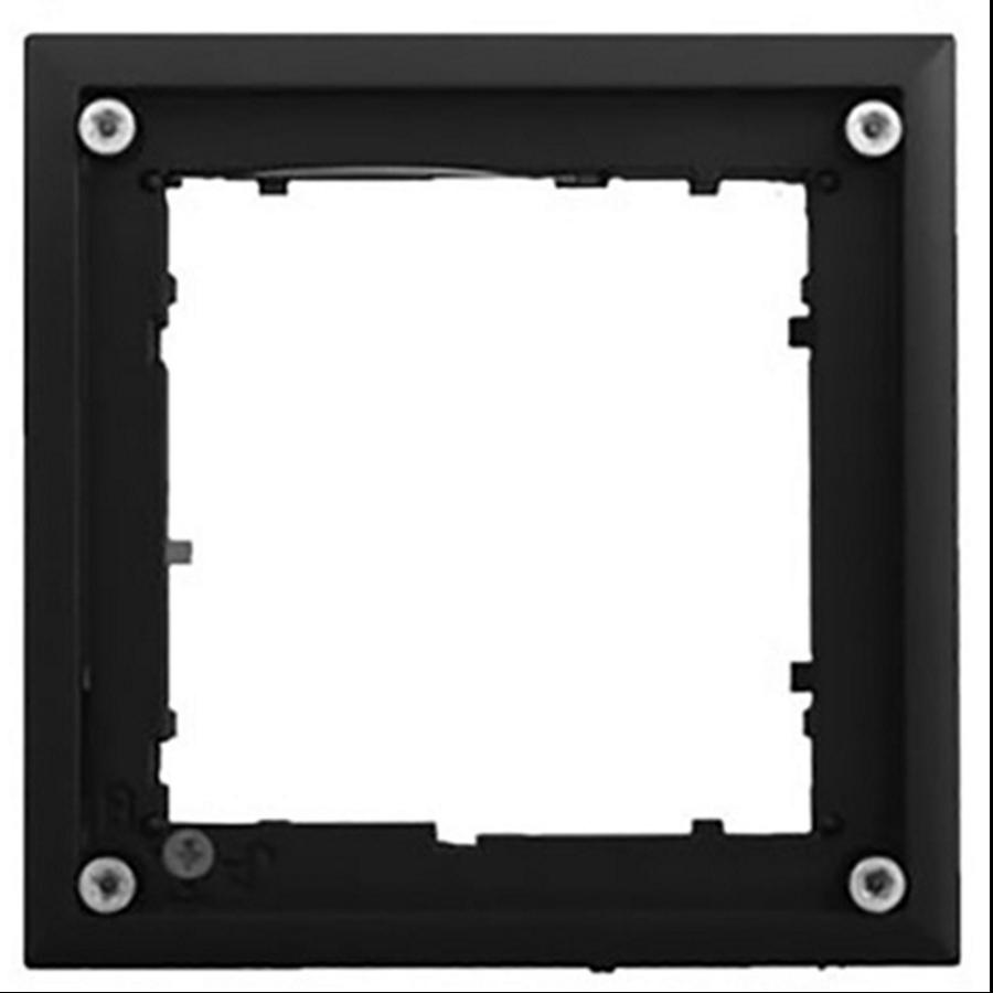 Mobotix FlatMount Frame, black