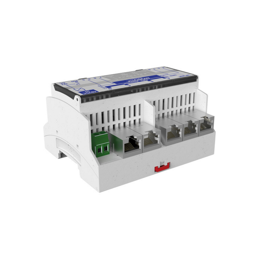 Mobotix MxSwitch For DIN Rail Mounting