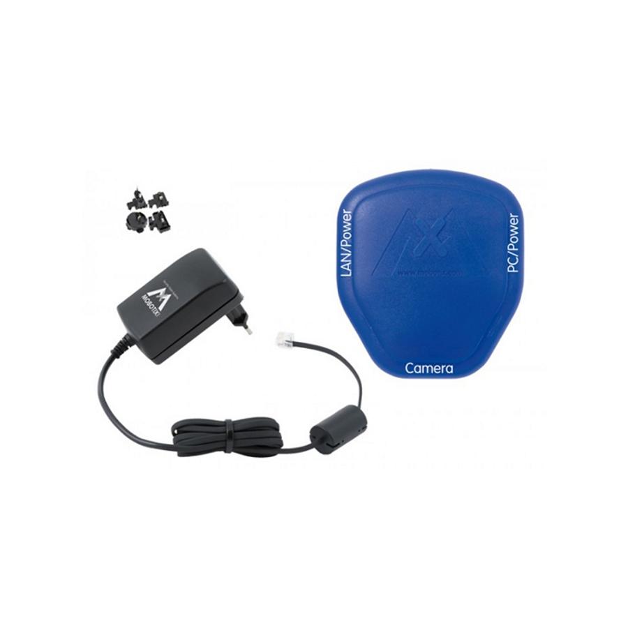 Mobotix PoE Power Adapter Set, INT