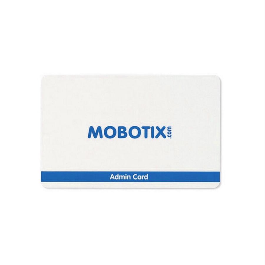 Mobotix User RFID Transponder Card (Blue)
