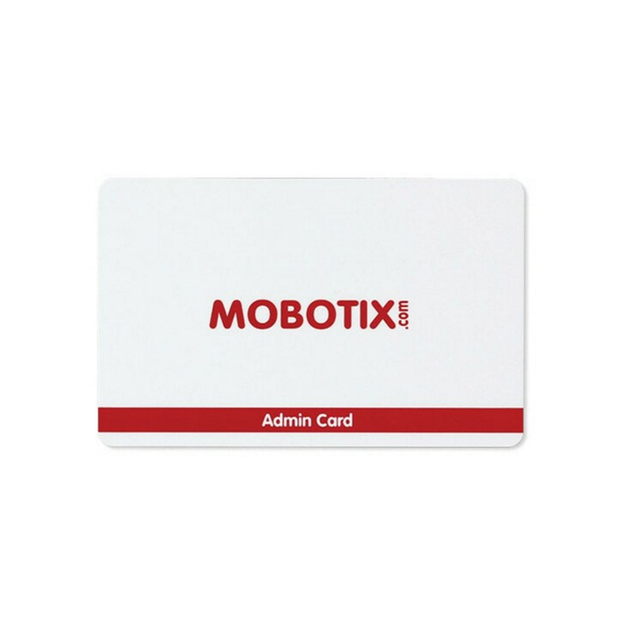 Mobotix Admin RFID Transponder Card (Red)