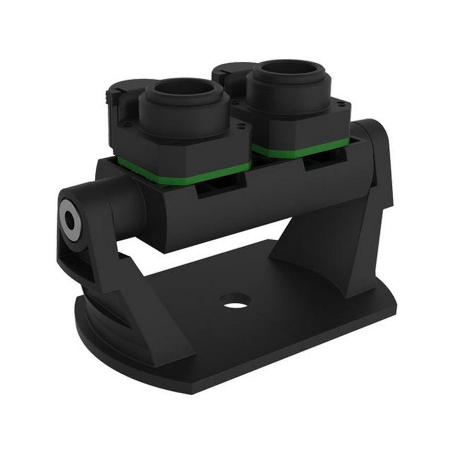 Mobotix Sensor Bridge FIX For D16/D15, 2x 6MP (Day & Night)