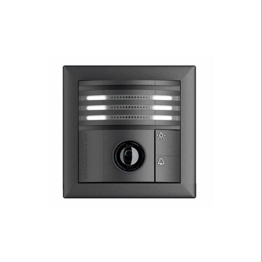Mobotix BellRFID Base Module For T26, Dark Gray