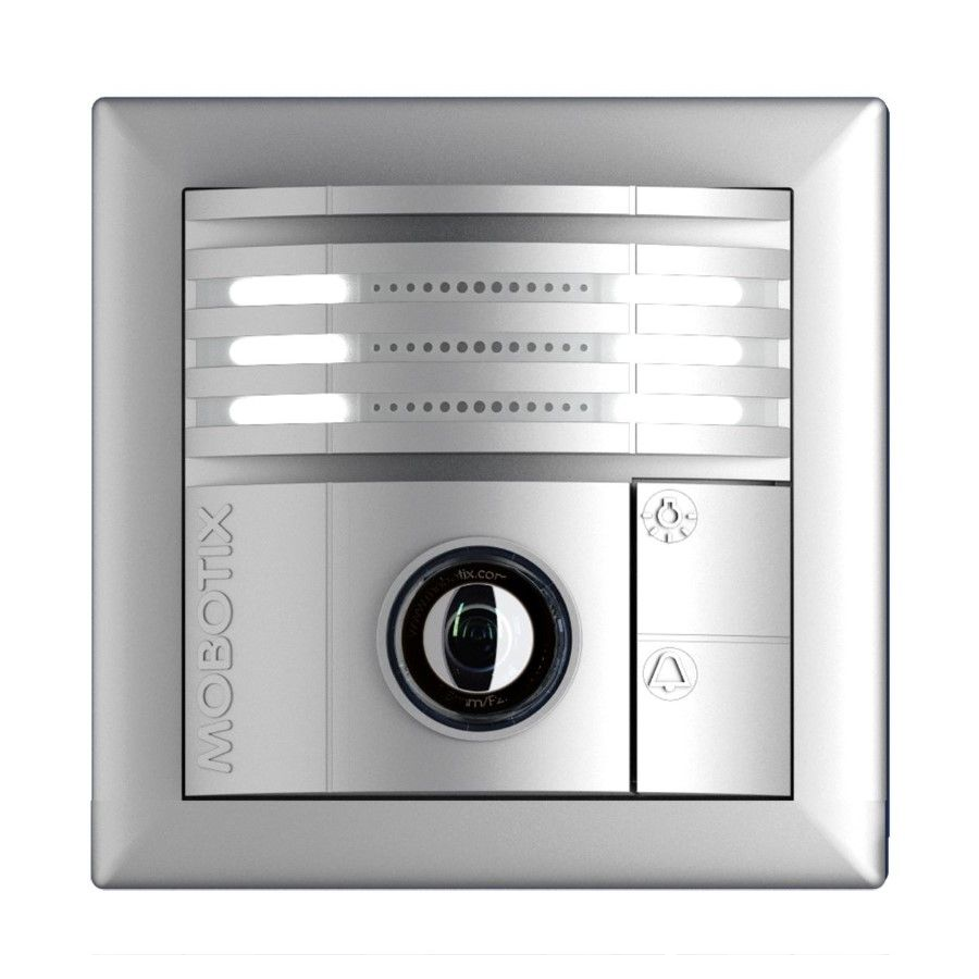 Mobotix BellRFID Base Module For T26, Silver