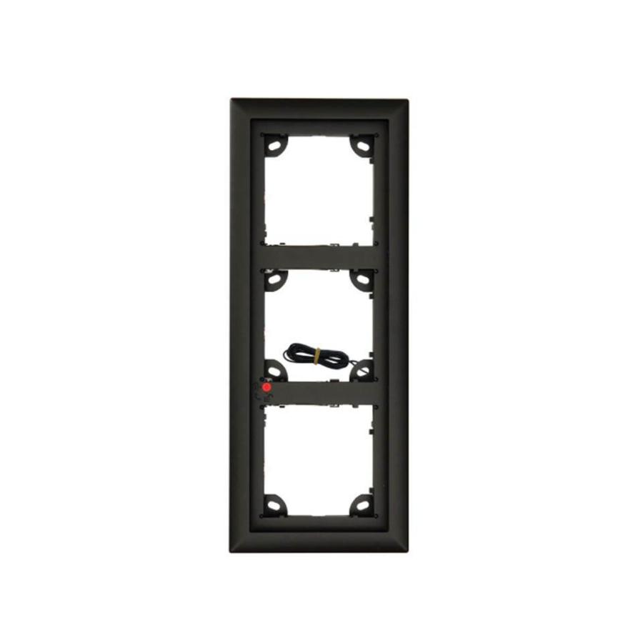 Mobotix Triple Frame, Black