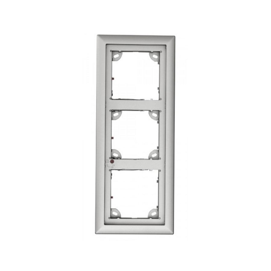 Mobotix Triple Frame, Silver
