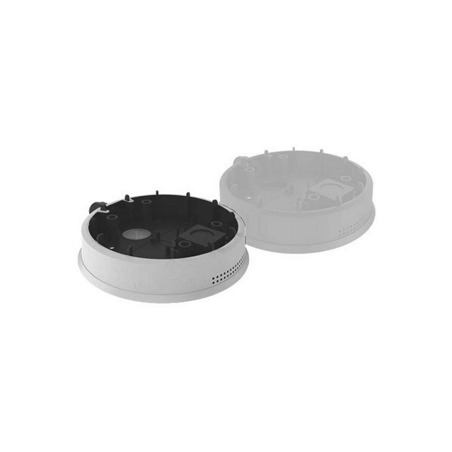 Mobotix On-Wall Mounting Set With Audio For v26, White