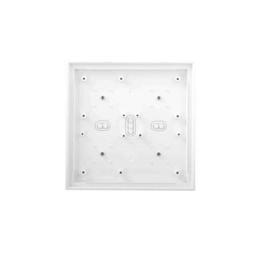 Mobotix Single On-Wall-Housing, Silver